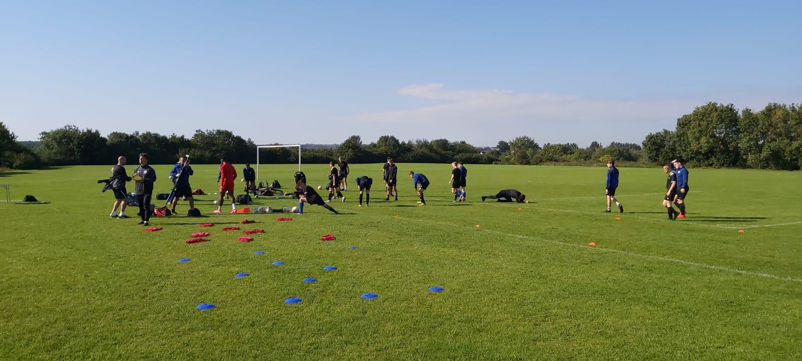 Nefa training facilities