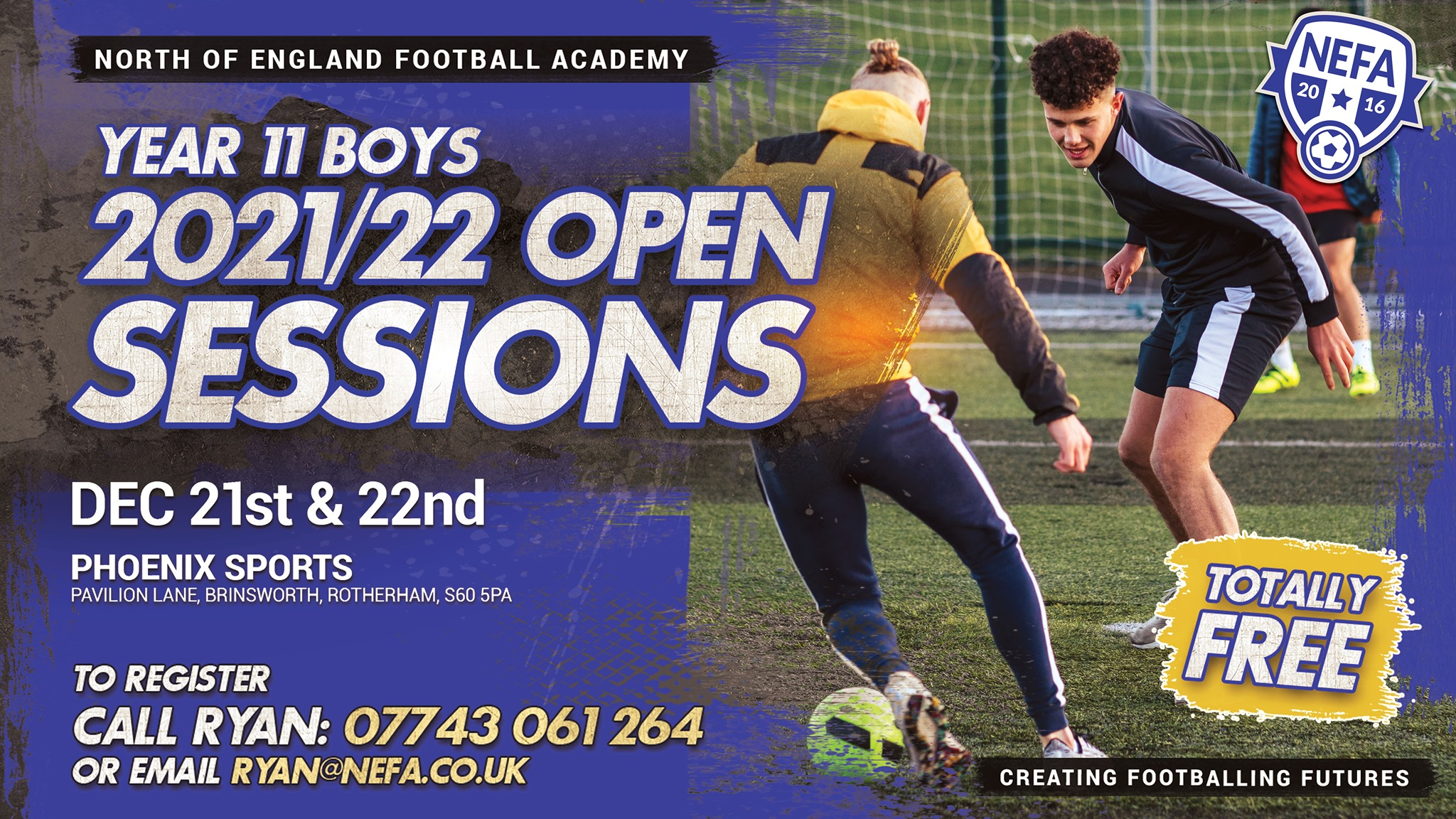 2021/22 Programme Open Session