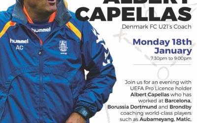 NEFA PRESENT AN EVENING WITH ALBERT CAPELLAS