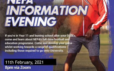 NEFA Year 11 Open Information Evening