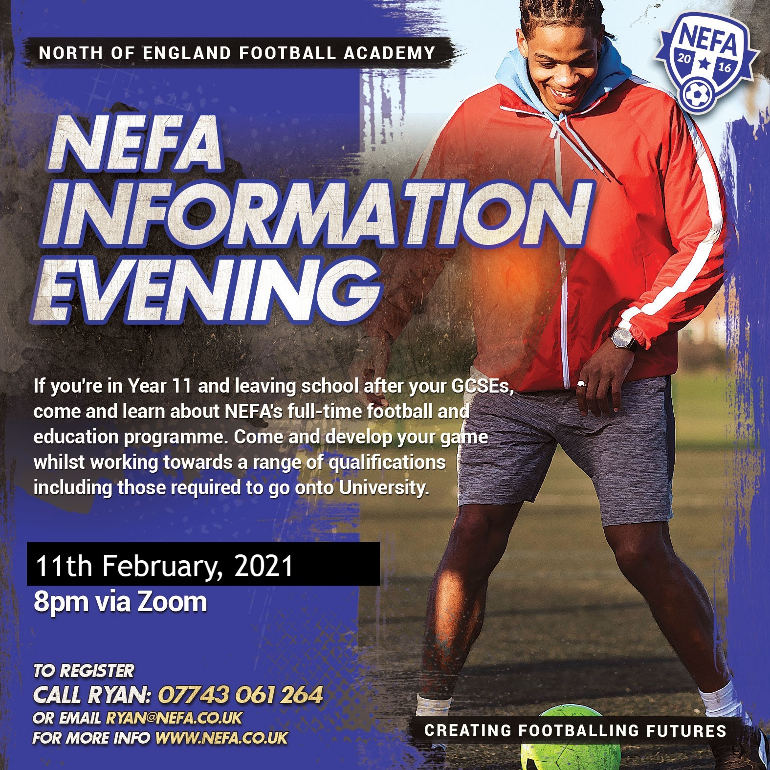 NEFA Year 11 Open Information Evening