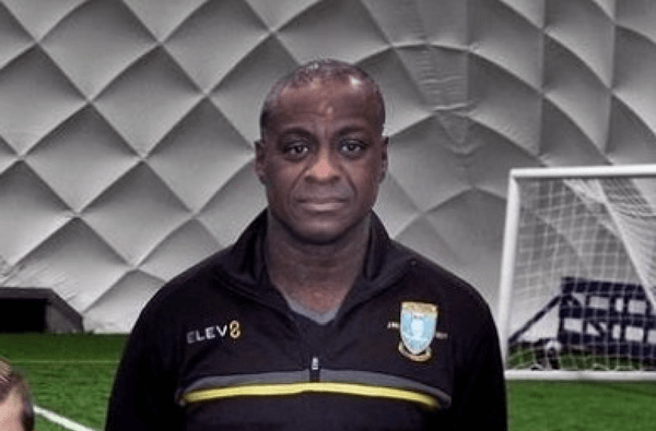Kev Noteman NEFA football academy