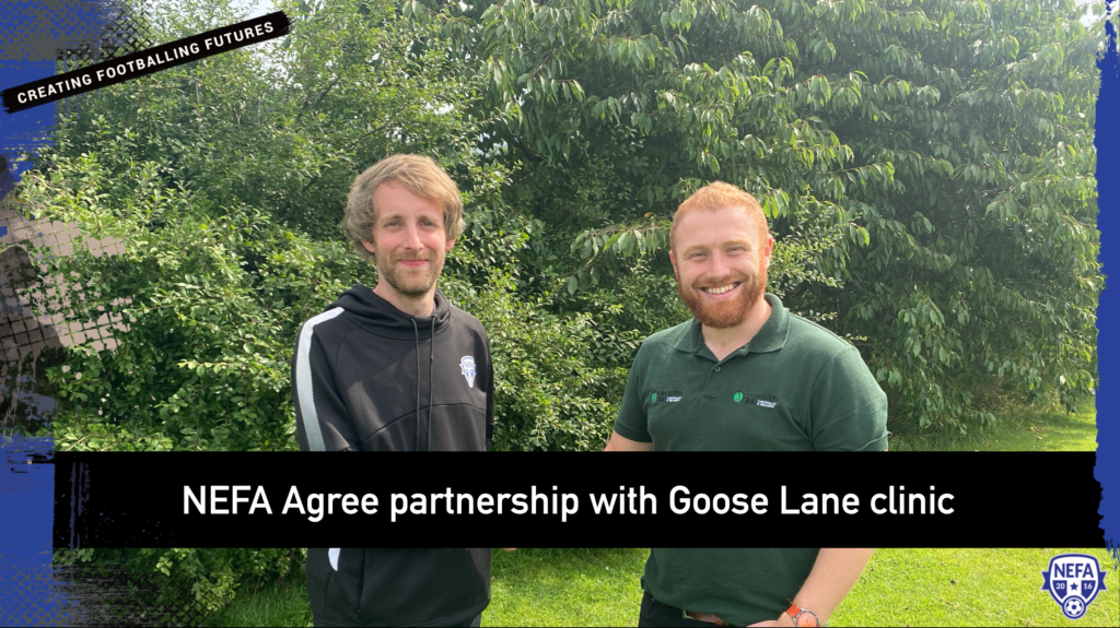 NEFA Partners with Goose Lane Chiropractor Clinic